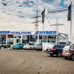 Moser Caravaning – Der erster Hymer-Händler Deutschlands feiert 60 Jahre Firmenjubiläum