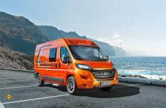 Neben vielen Sondermodellen der IC-Line hat InterCaravaning die Modelle von Weinsberg weiter im Angebot: Neu dabei der Campervan CaraTour IC-Line. (Foto: InterCaravaning)