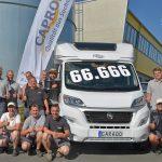 """Echt """"sächsi"""" – 66.666 Freizeitfahrzeuge von Capron aus Neustadt in Sachsen"""