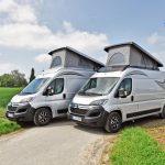 Reisemobil und Bike-Transporter – Die Citroën Biker Solution Modelle 2020