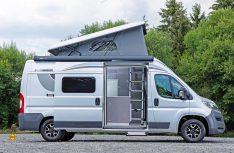 Entwickelt wurden die beiden Transporter in Kooperation mit dem Reisemobil- und Sonderfahrzeugspezialisten Flexebu aus Klingenthal. (Foto: Werk)