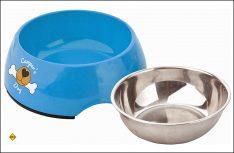Praktischer Kombinapf für Wasser und Fressen. (Foto: Movera)