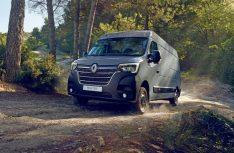 Der neue Renault Master ist wahlweise mit Front-oder Heckantrieb erhältlich. (Foto: Renault)