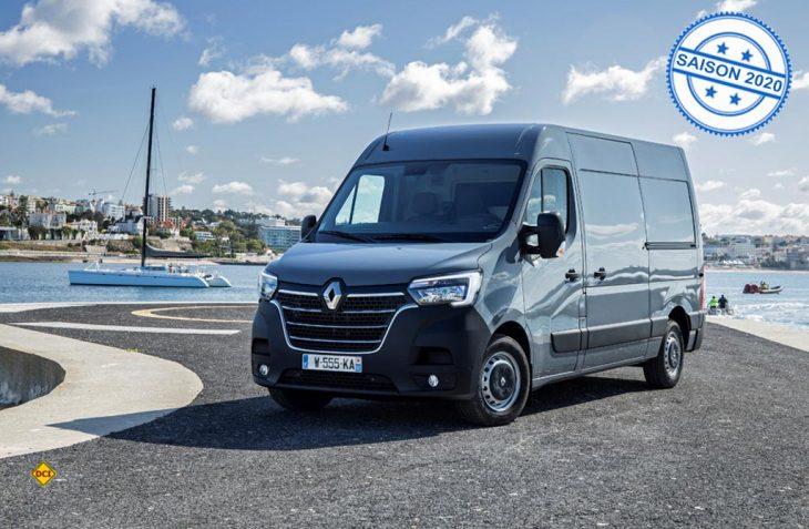 Renault hat seine leichten Transporter wie den Master mit einem Facelift auf neuesten Stand gebracht. (Foto: Renault)