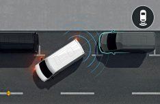 Vom Toter-Winkel-Warner bis zum Rear View Assistenten sind alle gängigen Systeme für den Renault Master verfügbar. (Foto: Renault)