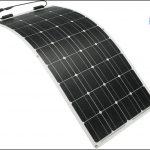Teleco präsentiert ein semi-flexibles Solar-Modul