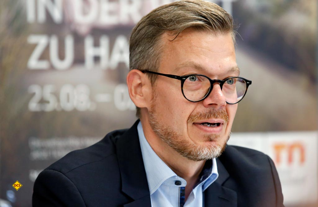 Stefan Koschke ist Director des Caravan Salon. (Foto: Caravan Salon)
