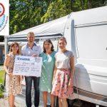 15 Jahre Dethleffs Family Stiftung – Truma spendet 5.000 Euro für Projekt Endlich Ferien
