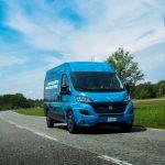 Vorschau auf den Stromer – Fiat Ducato Electric fährt vollelektrisch