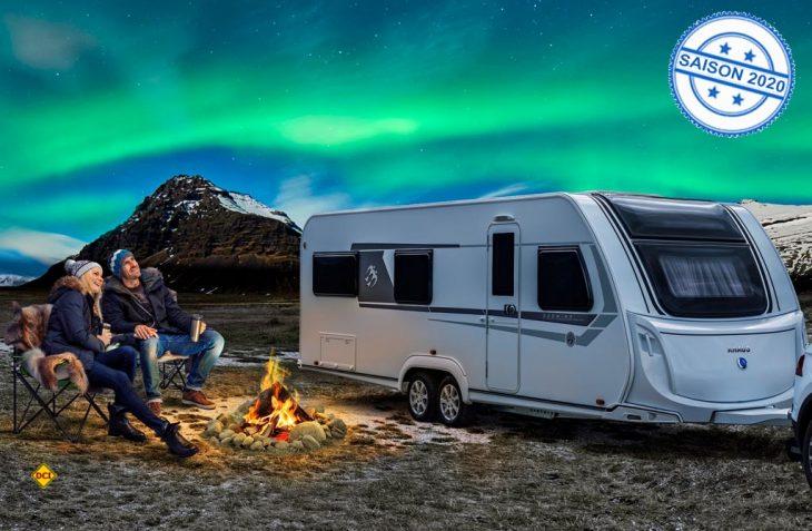 Camper können künftig mit 48 Volt-Bordspannung deutlich länger als bisher ohne externe Stromquelle auch an entlegenen Orten die Abgeschiedenheit genießen. (Foto: Knaus Tabbert GmbH)