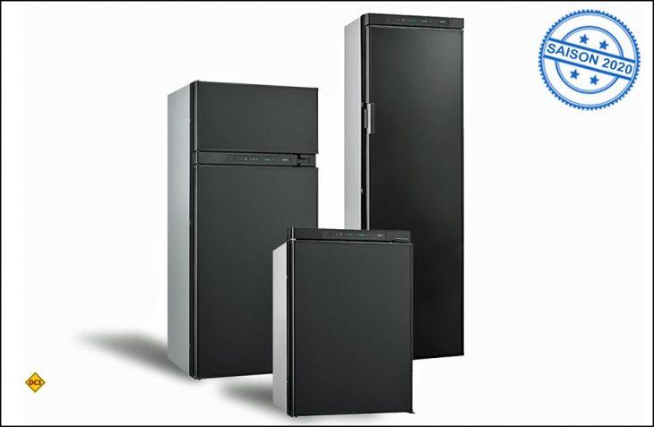 Mit der neuen Serie N 4000 von Absorber-Kühlschränken kommt Thetford mit einer technisch und elektronisch innovativen Baureihe auf den Markt. (Foto: Thetford)