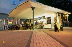 Kult und dekmalgeschützt: Der Bergmann-Kiosk in Dortmund. (Foto: Holidu)