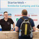 Caravan Salon 2019 – StarterWelt hilft beim Einsteig in das Caravaning