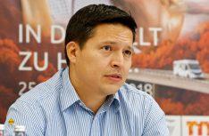 Daniel Onggowinarso ist Geschäftsführer des Caravaning Industrieverband Deutschland (CIVD). (Foto: Caravan Salon)