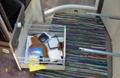 Rummms, da flog die Schublade in der Kurve raus... Hier kann nachgebeseert werden. (Foto: det/D.C.I.)