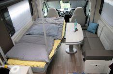 Schneel ein Einzelbett gefällig: Die Betten überzeugen mit ihren Maßen und dem Schlafkomfort. (Foto: alf))
