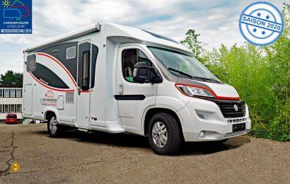 Iridium stellt die zweite Generation seiner E-Reisemobile mit reinem E-Antrieb und erweiterte Reichweite vor. (Foto: Iridium)