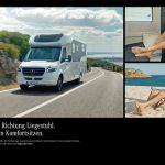 Caravan Salon 2019 – Mercedes-Benz startet Reisemobilkampagne für den neuen Sprinter