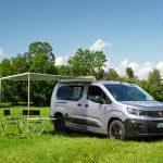 Caravan Salon 2019 – Peugeot zeigt Weltneuheit Camping Van Partner Alpin Camper