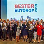 """Leser- und Expertenwahl """"Bester Autohof 2019"""" – Sieger stehen fest – Preise verliehen"""