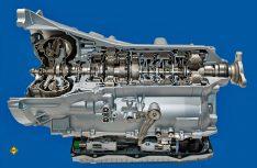 Beim ASG ist eine Roboterkupplung an das Schaltgetriebe angeflanscht.(Foto: D.C.I.-Archiv)