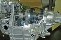 CTV-Automatikgetriebe, hier mit Laschenkette, kommen bisher nur im Pkw-Bereich zum Einsatz. (Foto: D.C.I.-Archiv)