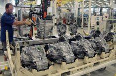 Bild 6: FCA Fiat hat mit dem Getriebe-Spezialisten ZF in Friedrichshafen die Produktion von 9-Gang-Automatikgetrieben vereinbart, dass jetzt auch im Fiat Ducato zum Einsatz kommt. (Foto: FCA Deutschland)
