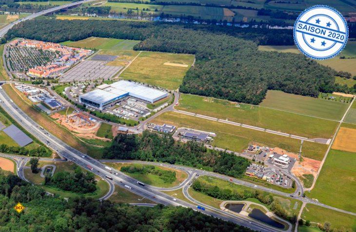Die Werksniederlassung Erwin Hymer Word der Erwin Hymer Group Bad Waldsee wird bis Anfang 2021 verkauft und aufgelöst. Ein Reisemobil-Center der Firma GÜMA soll die bisherige Werksniederlassung ersetzten. (Foto: Stadt Wertheim)