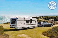 Mit dem neuen Caravan-Modell 515 SKF präsentiert Fendt-Caravan erstmal in seiner Opel-Oberklasse ein Familienfahrzeug. (Foto: Fendt-Caravan)
