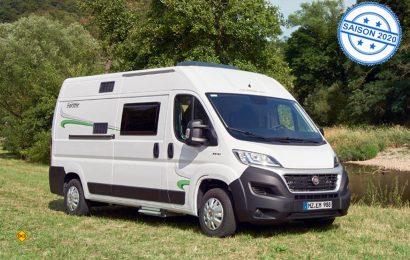 Die junge Marke Forster wird zum Vollsortimenter: Forster führt eine Van-Baureihe FV ein und startet mit vier Grundrissversionen. (Foto: Forster)