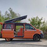 Neuer Campingbus – Flowcamper Frieda Luftig von der Vanufaktur