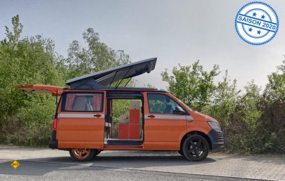 Fried Luftig heisst das neue Flowcamper Campingbus-Modell von der Vanufahtur aus Hagen. (Foto: Vanufaktur)