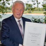 Messesplitter Caravan Salon 2019 – Tolle Halbzeitbilanz und Ehrung für Hobby-Chef Harald Striewski