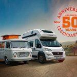 Weinsberg – 50 Jahre Freizeitmobile