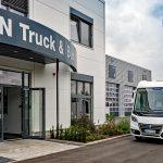 MAN-Service für Reisemobile der Marken Knaus und Weinsberg