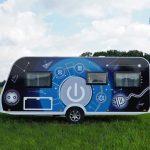 "LMC zeigt Caravan-Innovations-Studie ""gaslos glücklich"""
