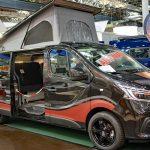 Messesplitter Caravan Salon 2019 – Schirner hat den neuen Renault Trafic