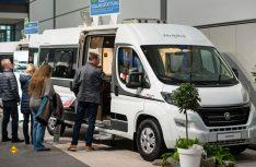 Vanlife heißt das Zauberwort 2019: Komfortabel Reisen mit dem Campingbus hat Konjunktur. (Foto: T&C Leipzig)