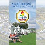Messesplitter Caravan Salon 2019 – Die neue TopPlatz-Ampel ist da