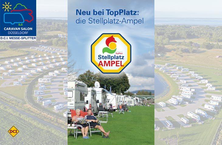 TopPlatz, das Gütesiegel für qualitativ hochwertige Reisemobil-Stellplätze, hat seine neue Smartphone-App um eine Stellplatz-Ampel als Belegungs-Info erweitert. (Foto: TopPlatz)