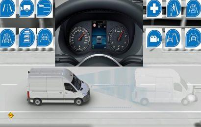 Für Neufahrzeuge sollen ab Mai 2022 sowie für bereits auf dem Markt befindliche Modelle ab Mai 2024 rund 30 Assistenzsysteme seitens der EU vorgeschrieben werden: (Foto: Collage D.C.I.)