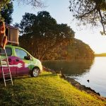 Grün unterwegs in Neuseeland – Elektro-Wohnmobil bei CamperDays buchbar