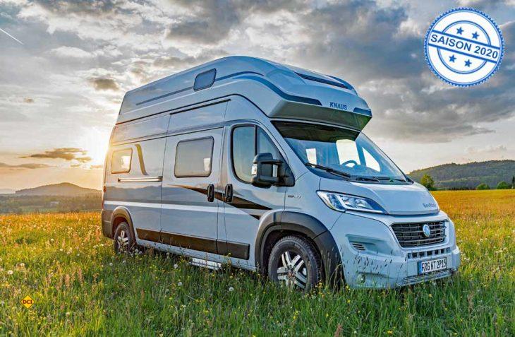 Wer in der malerischen Jahreszeit noch einmal mit dem Reisemobil oder Wohnwagen durchstarten möchte, findet mit Campingbussen wie dem Knaus Boxstar das ideale Gefährt. (Foto: Knaus Tabbert)