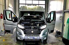 Chip-Tuner Tec Power kann seriös für alle Fiat Ducato Euro 6-Motoren die Leistung erhöhen und den Kraftstoffverbrauch senken. (Foto: Tec Power)