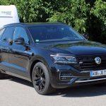 Kurz vorgestellt – Zugfahrzeug VW Touareg V6 TDI R-Line