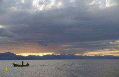 Der Lake Shkodra ist fast so gross wie der Bodensee. (Foto: thw / D.C.I.)