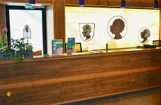 Im hauseigenen Shop der Mohren-Brauerei in Dornbirn kann man sich seine Vorräte auffüllen. (Foto: Blanz)