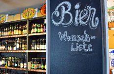 300 Biersorten hält man im Hops´n Malt in Bregenz für seine Gäste und Kunden bereit. (Foto: Blanz)