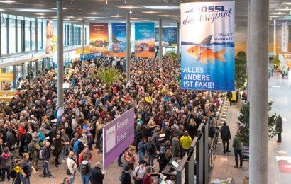 Die CMT 2020 glänzt mit dem größten Caravaning-Teil aller Zeiten: Über 75.000 Quadratmeter Hallenfläche widmen sich dem Thema Caravaning und bieten eine noch umfassendere Marktübersicht. (Foto: Messe Stuttgart)