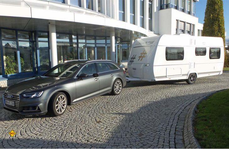 Stolzes Jubiläum: Fendt Caravan aus Mertingen hat den 250.000sten Wohnwagen gebaut. (Foto: Fendt Caravan)